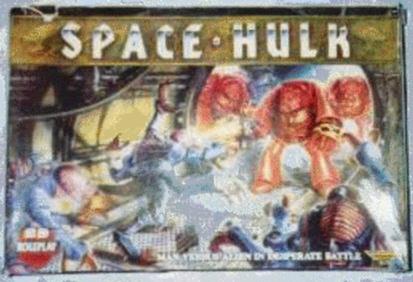 warhammer 40 000: space hulk Space-hulk