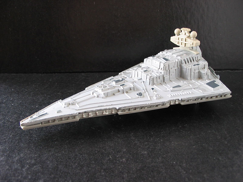 Jpeg picture of Kenner Star Destroyer top.